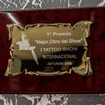 premio tattoo show internacional