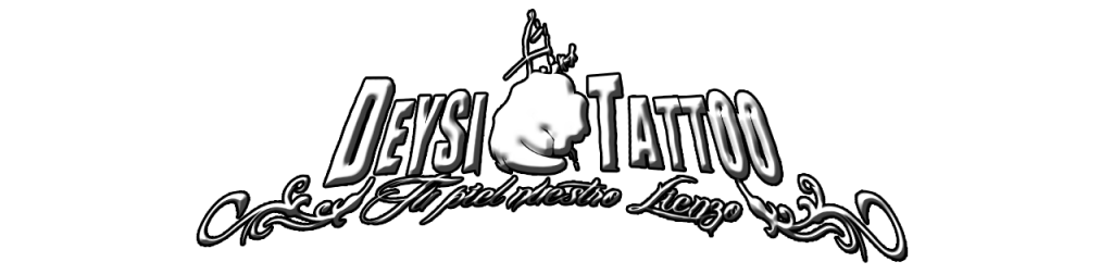 logo deysi tattoo transparente